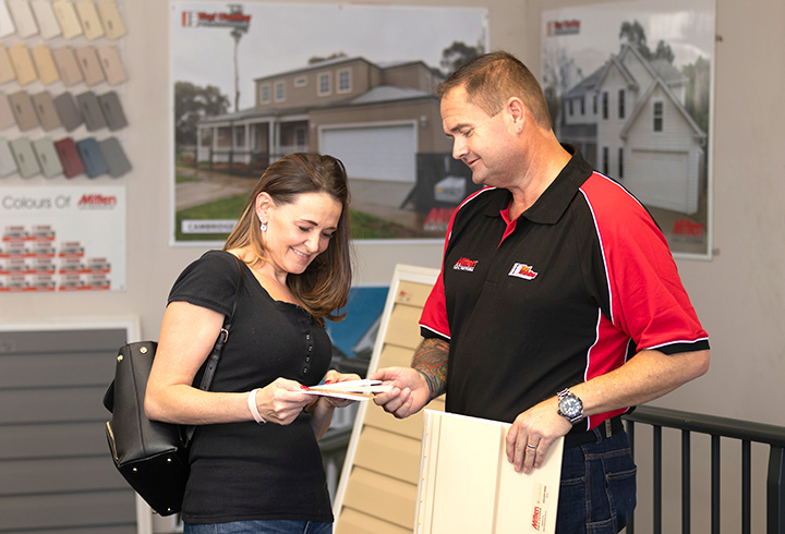 Vinyl Cladding Professionals. Licensed and certified installers for Melbourne and Victoria